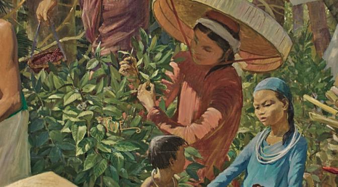 Les arts coloniaux. Circulation d'artistes et d'artefacts entre la France et ses colonies