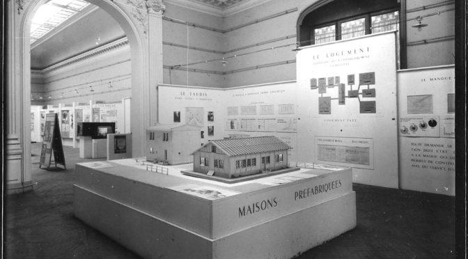 Architecture et urbanisme de la Reconstruction en Nouvelle-Aquitaine (1940-1958) : sources, méthodes et outils